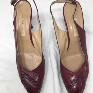 Gucci Mule Sling Back High made in italy 8…